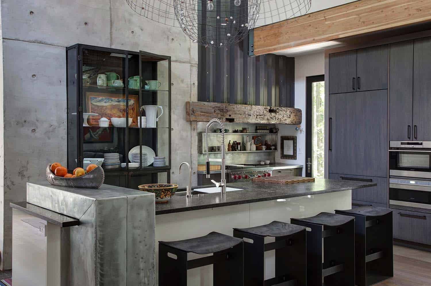 contemporary-container-home-kitchen