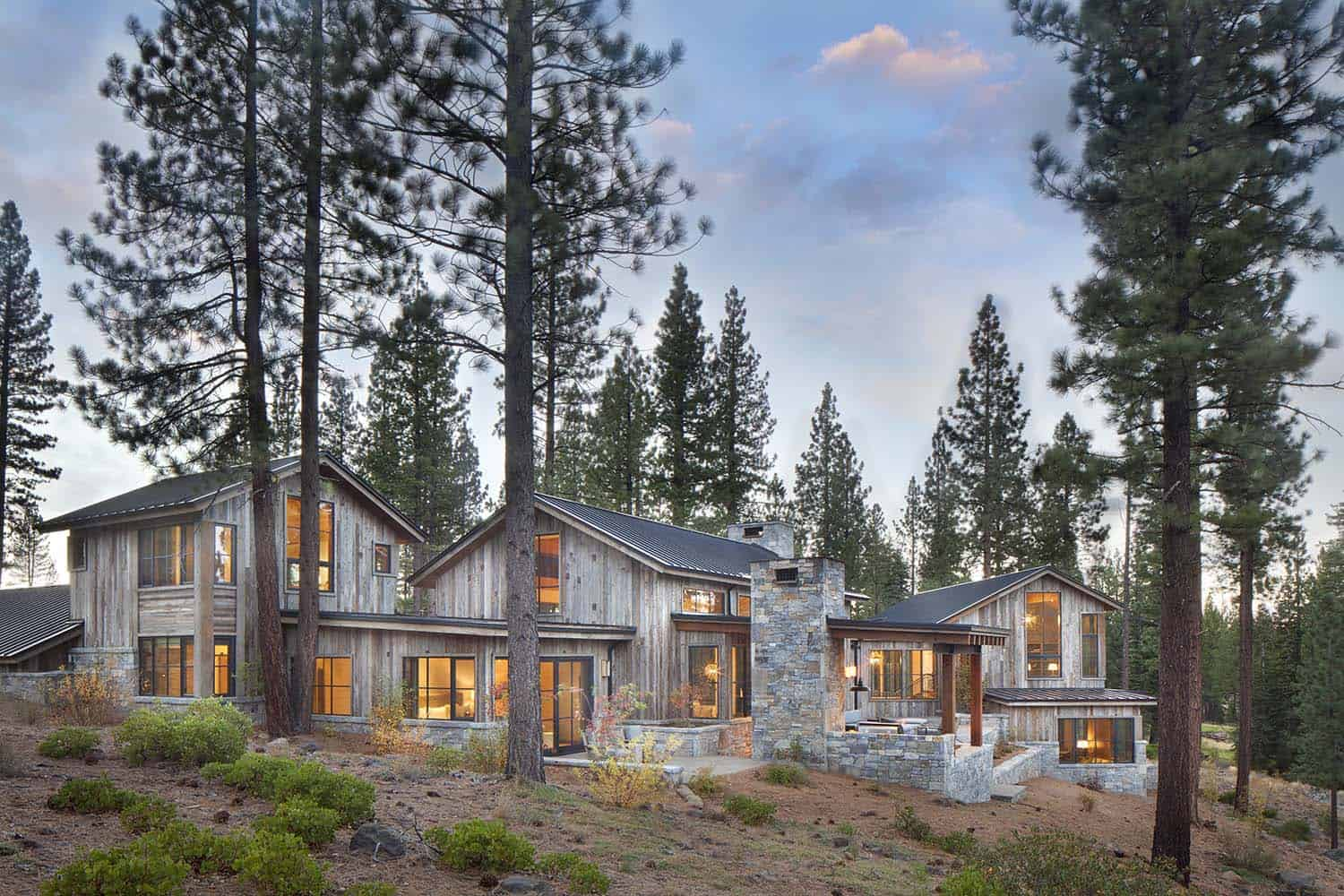contemporary-rustic-mountain-home-exterior