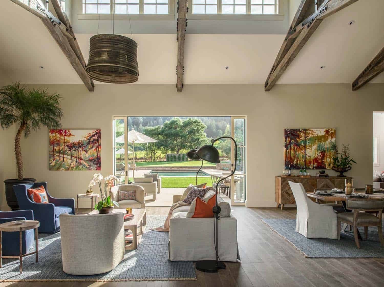 napa-farmhouse-living-room