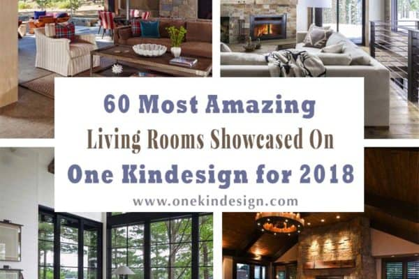 featured posts image for 60 Most Amazing Living Rooms Showcased on One Kindesign for 2018