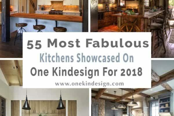 featured posts image for 55 Most Fabulous Kitchens Showcased on One Kindesign for 2018