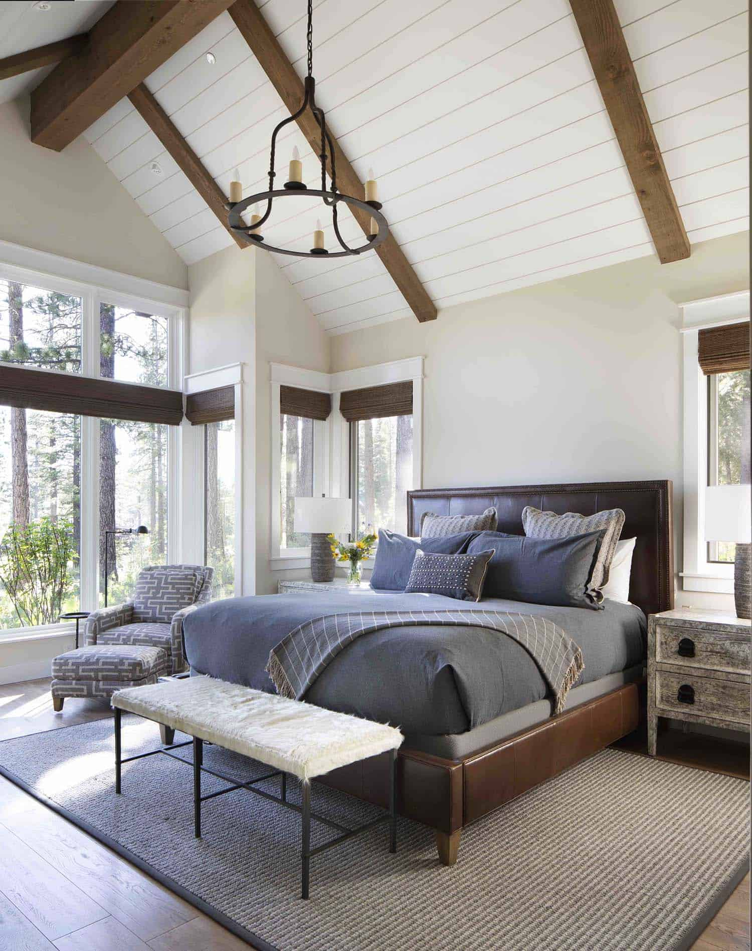 mountain-farmhouse-style-master-bedroom