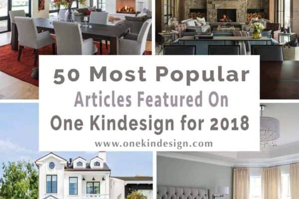 featured posts image for 50 Most Popular Articles Featured on One Kindesign for 2018