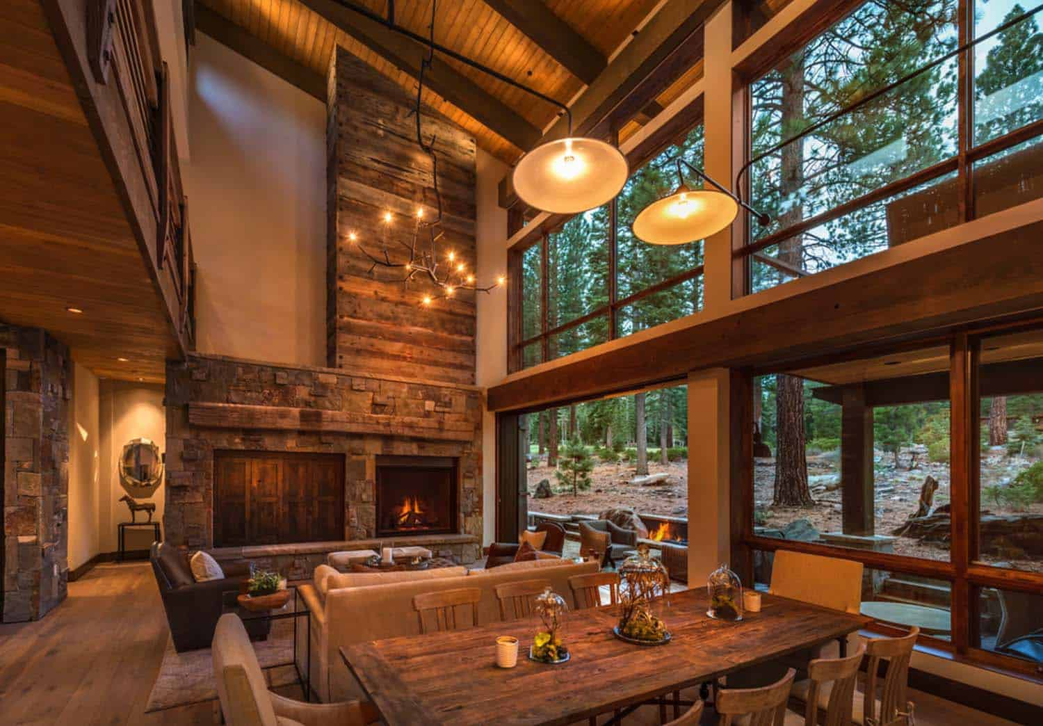 rustic-contemporary-living-room