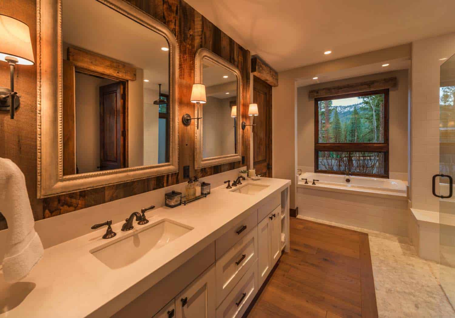rustic-contemporary-bathroom