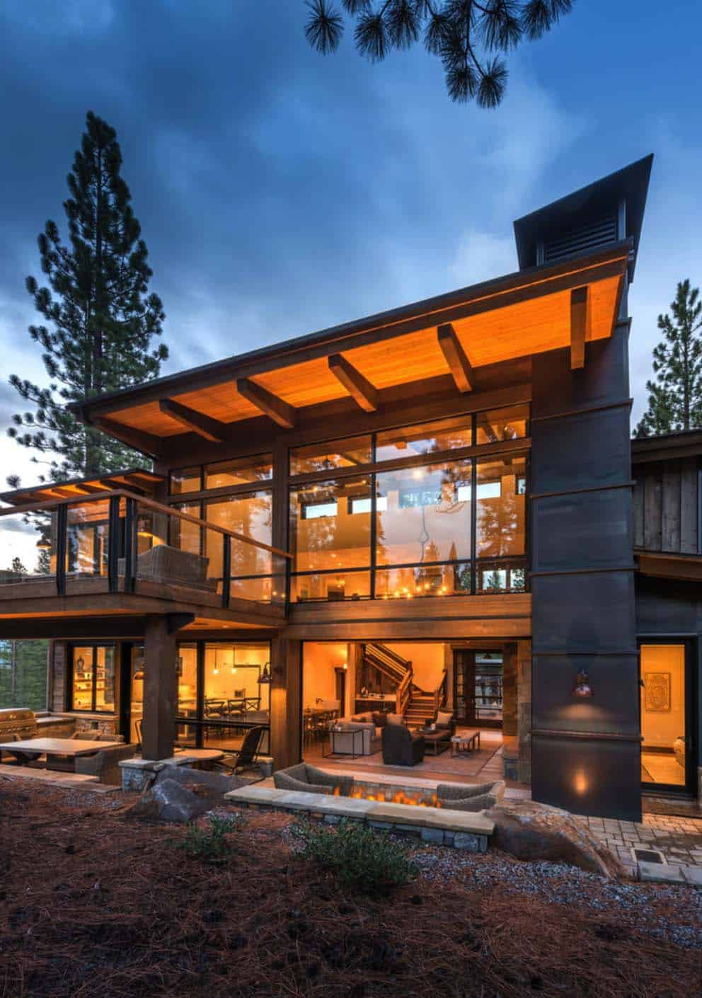 rustic-contemporary-exterior