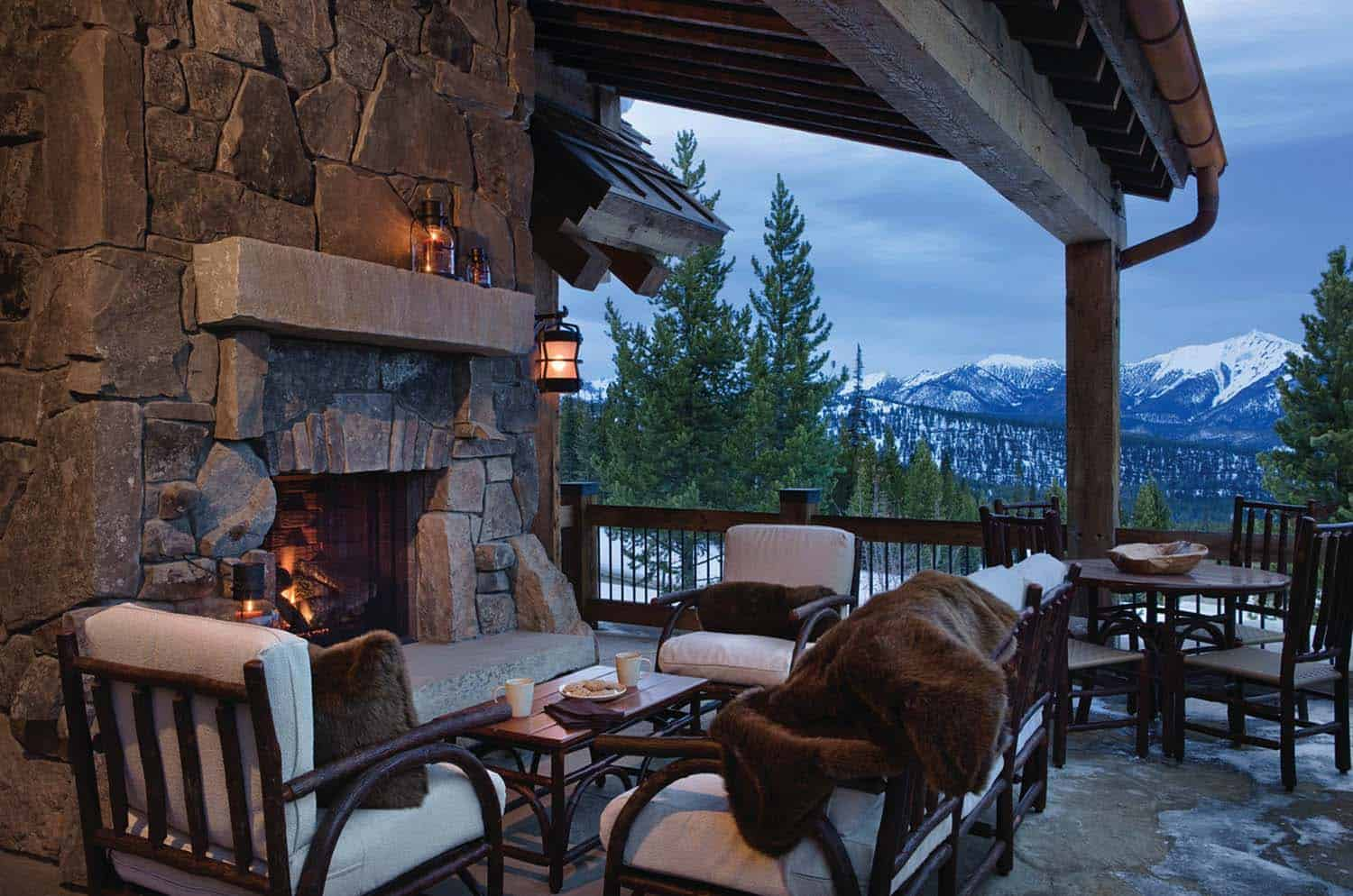 rustic-mountain-lodge-deck