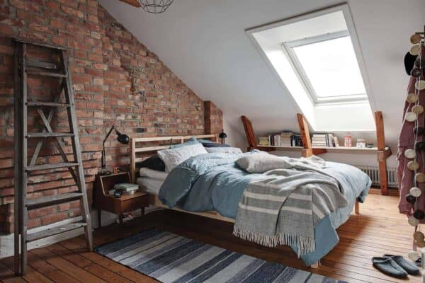 featured posts image for Charming one-bedroom duplex apartment with cozy layout in Sweden