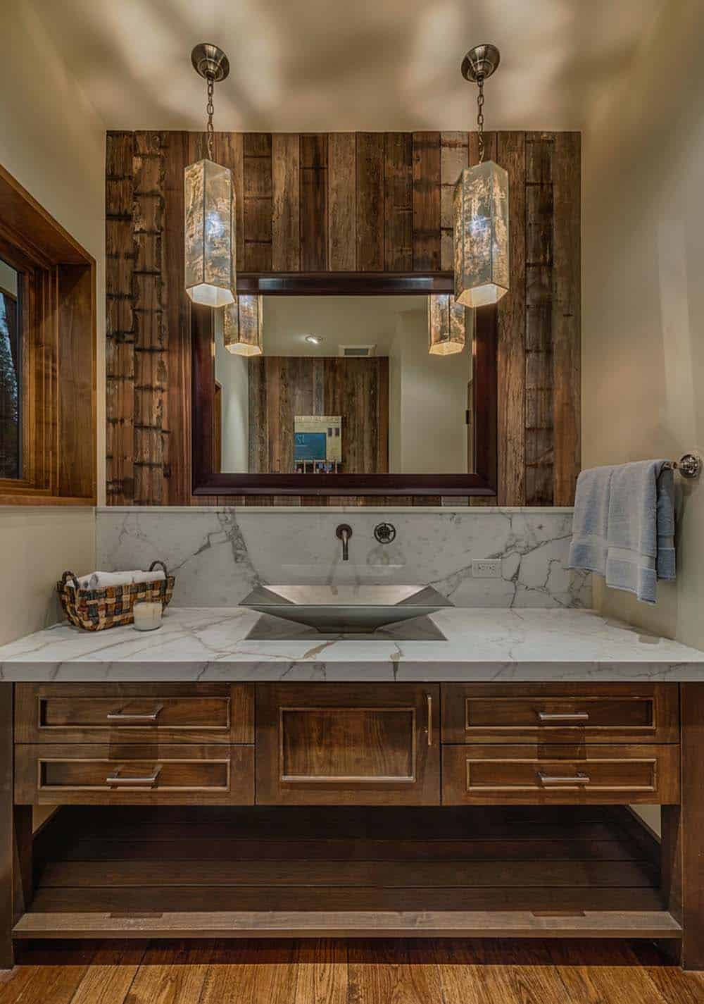 transitional-style-mountain-home-powder-bathroom
