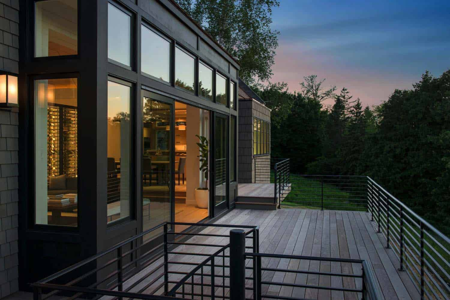 contemporary-hillside-home-exterior-deck