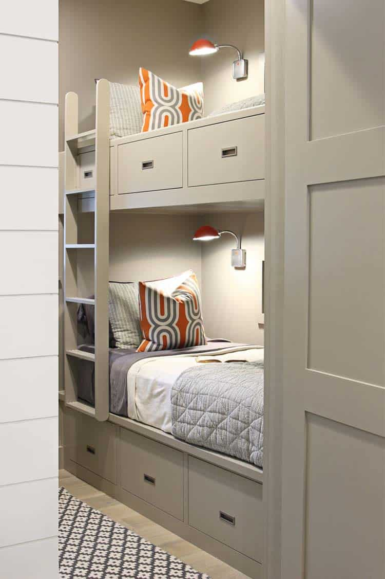 contemporary-bunk-bedroom