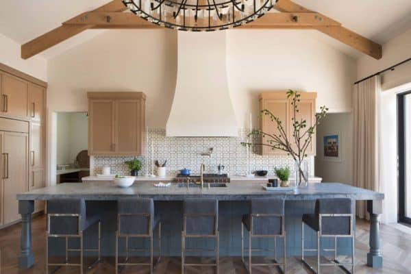featured posts image for Beautiful home with rustic-glam style in California's wine country
