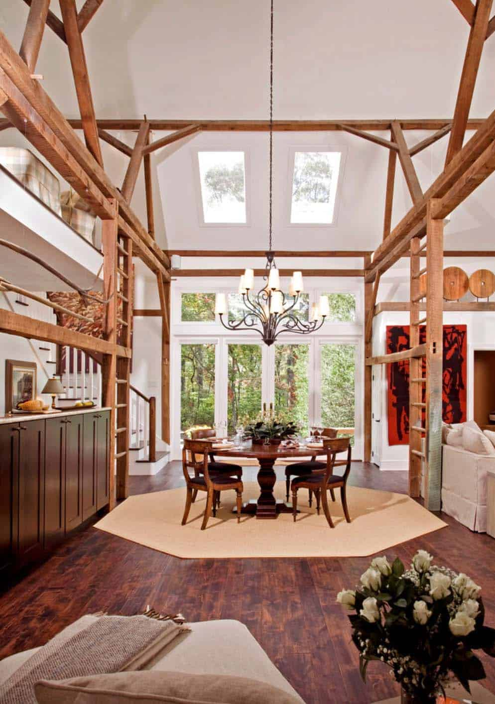 remodeled-barn-dining-room-and-side-view-of-the-kitchen