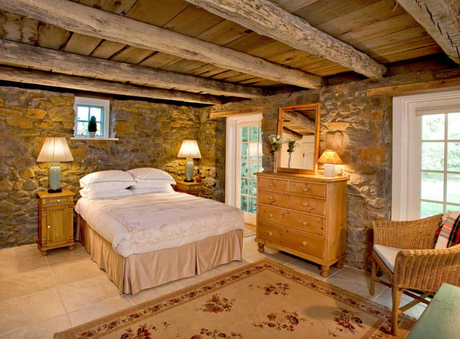 remodeled-barn-master-bedroom-on-the-lower-level