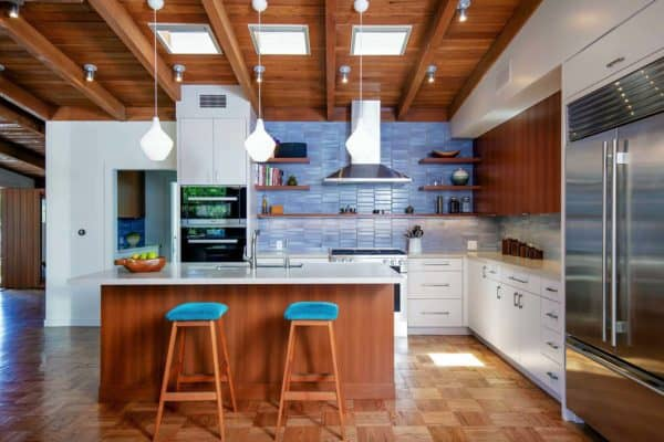 featured posts image for Absolutely stunning renovation of a mid-century modern home in LA