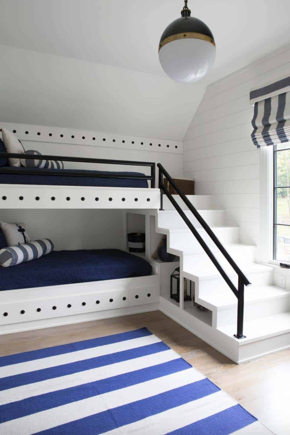 transitional-kids-bunk-bedroom
