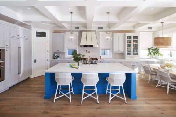 featured posts image for Magnificent modern farmhouse style interiors in Manhattan Beach