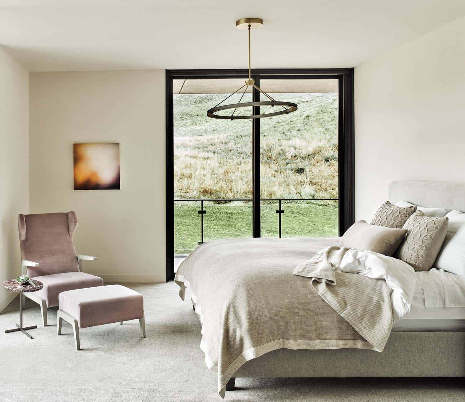 modern-mountain-home-master-bedroom