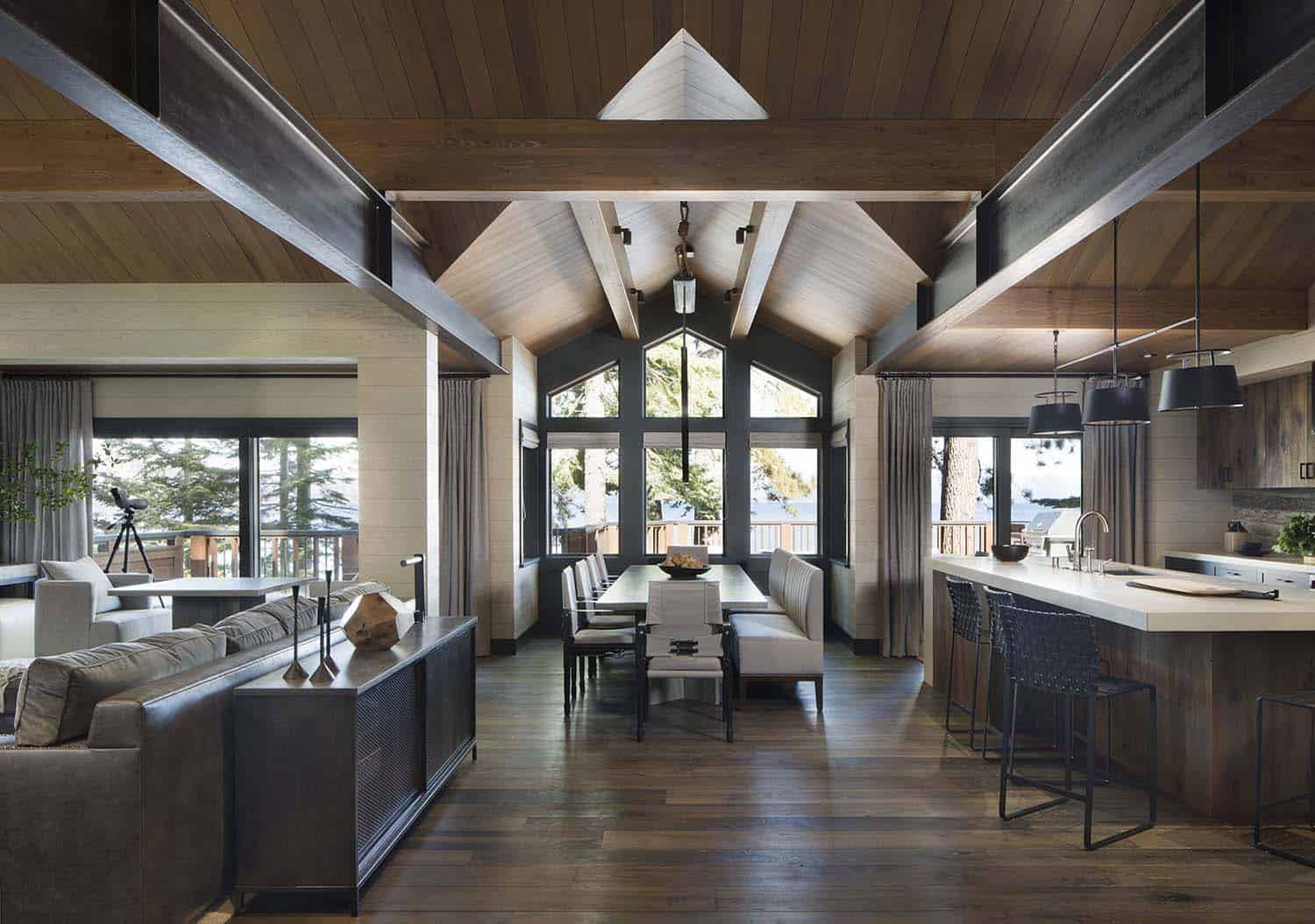 rustic-lake-house-dining-room