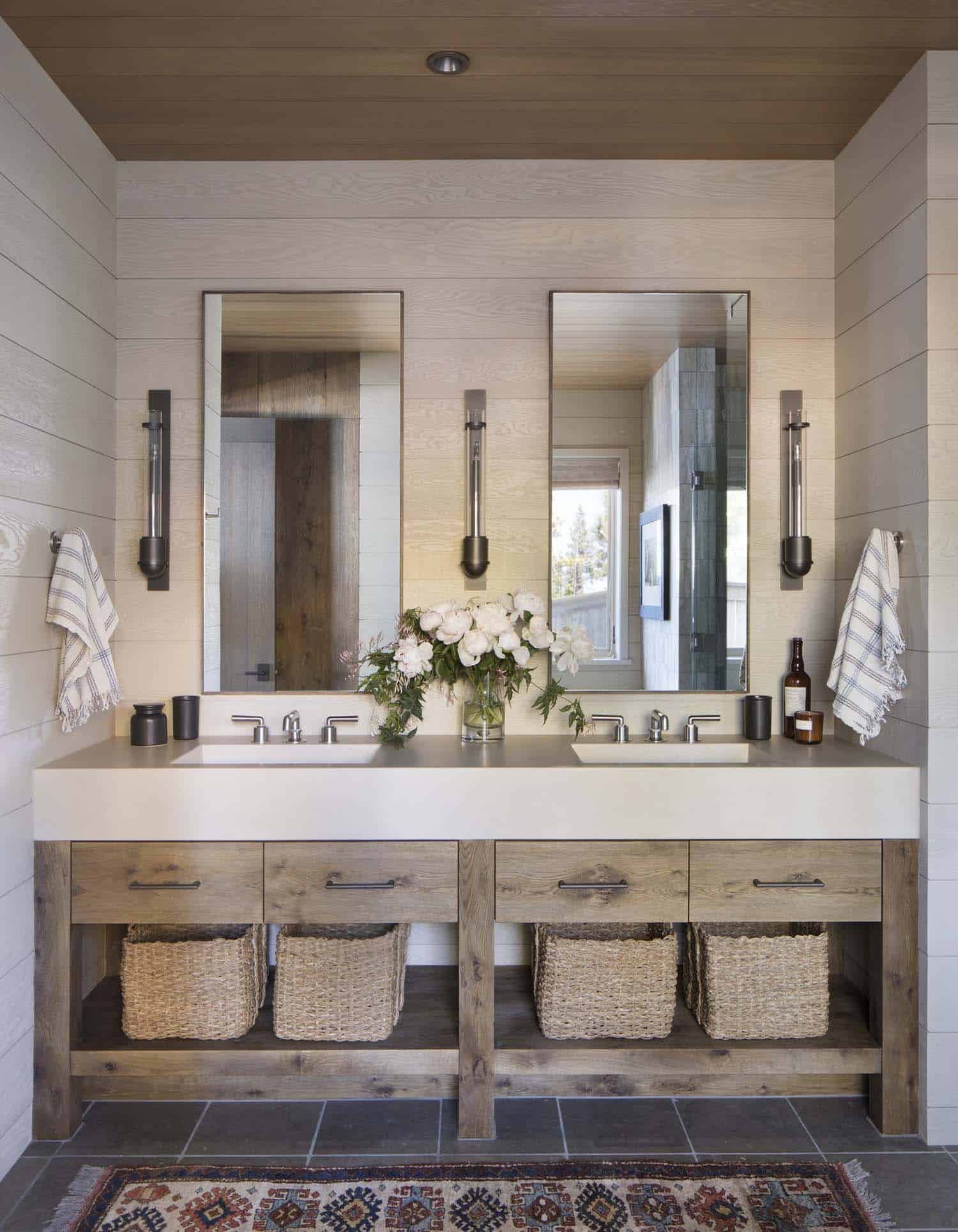 Rustic Lake House Interiors: Rustic Lake House Retreat Inspired By Gorgeous Lake Tahoe