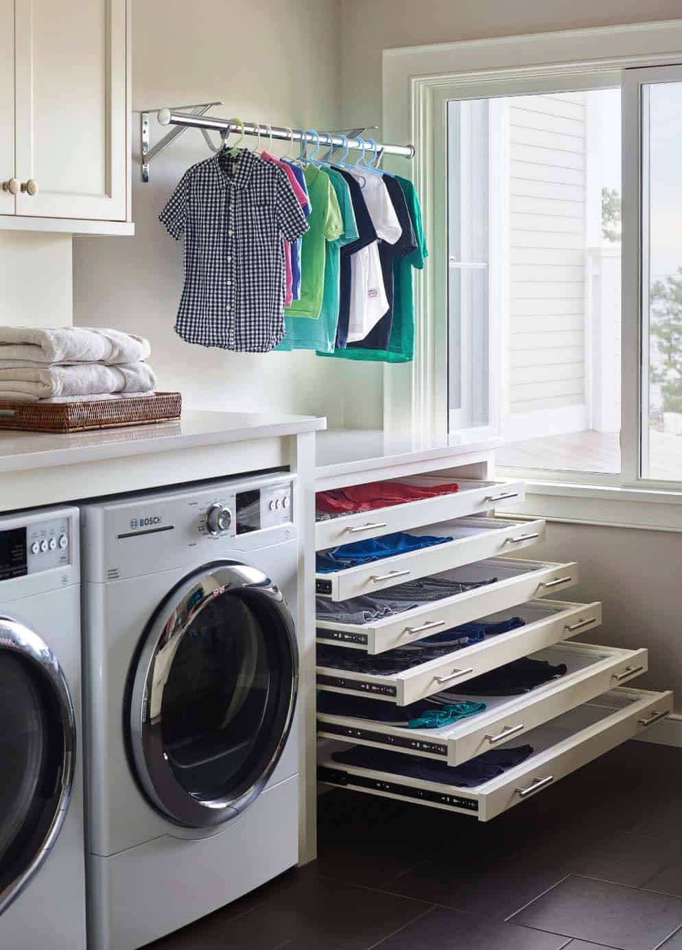 functional-laundry-room-design-drying-racks