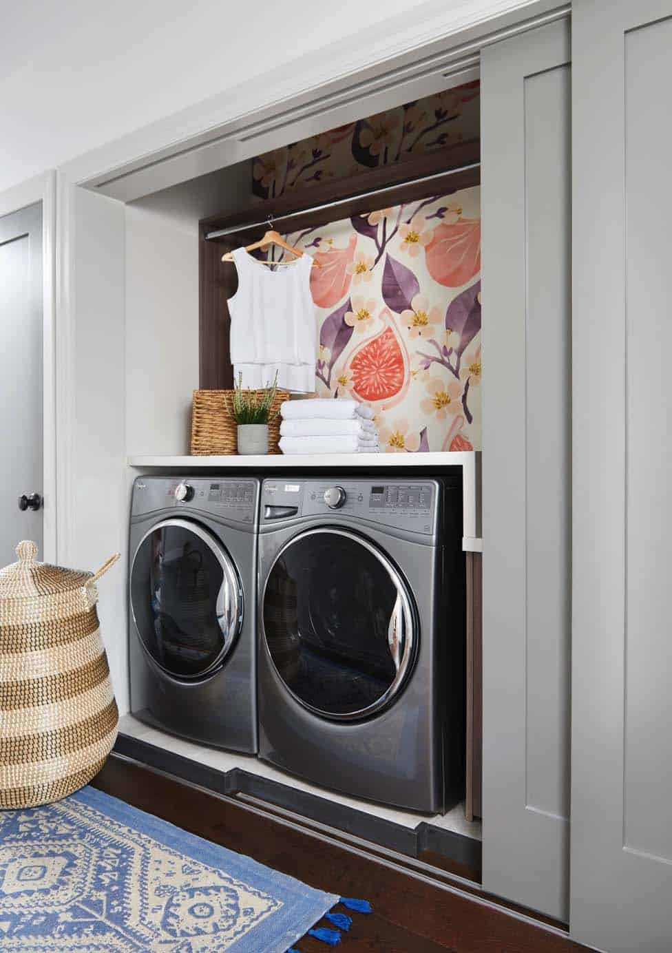 small-laundry-room-design-ideas