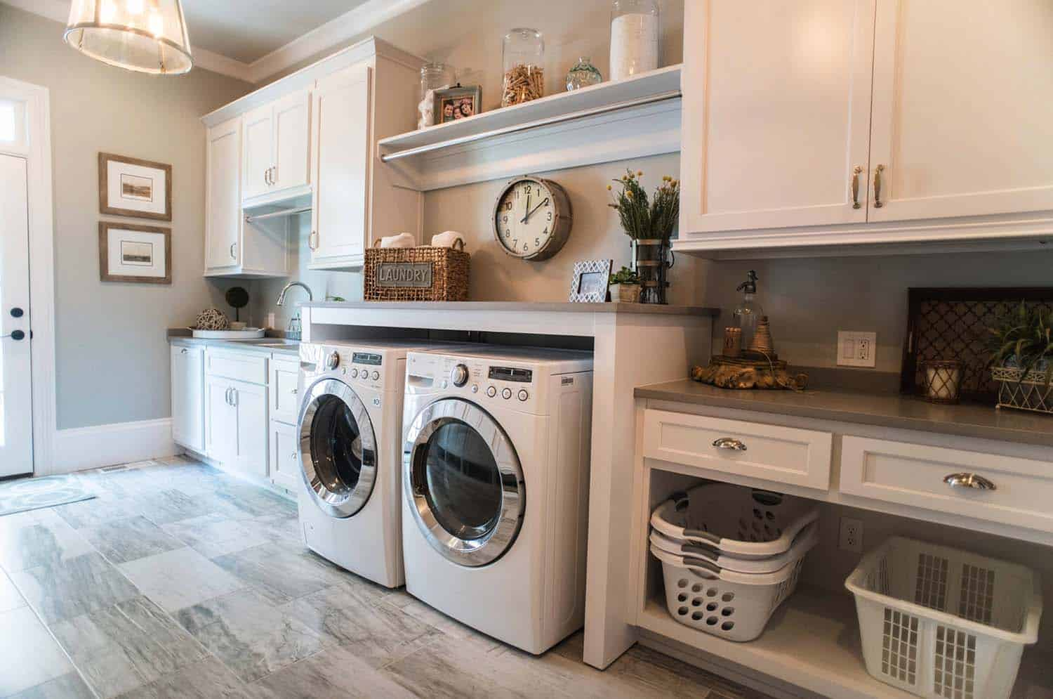 farmhouse-laundry-room-design-ideas
