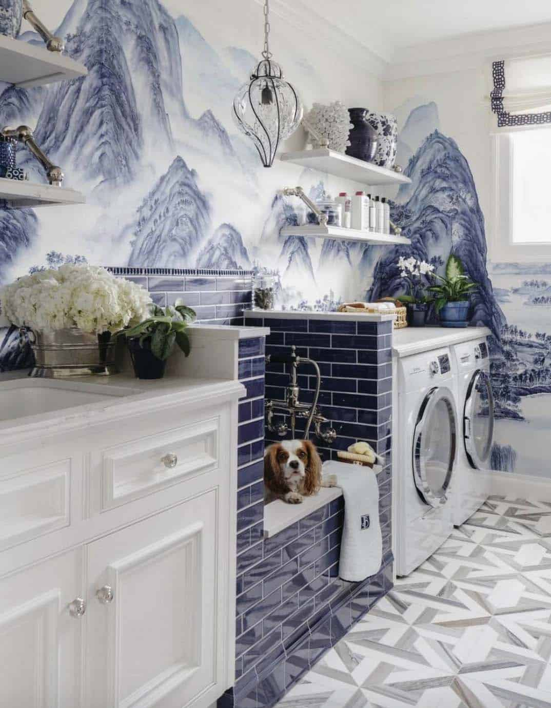 small-laundry-room-design-ideas-with-dog-wash