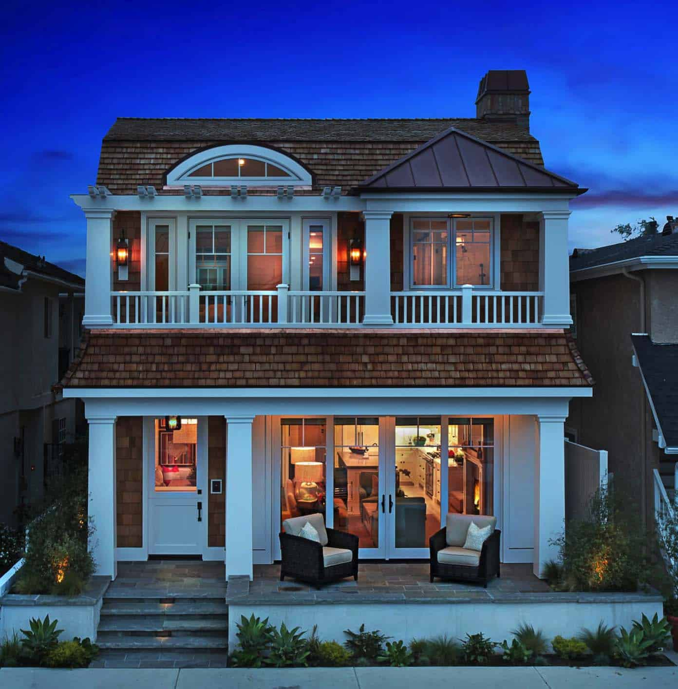 Beautifully designed Cape Cod inspired home on Balboa