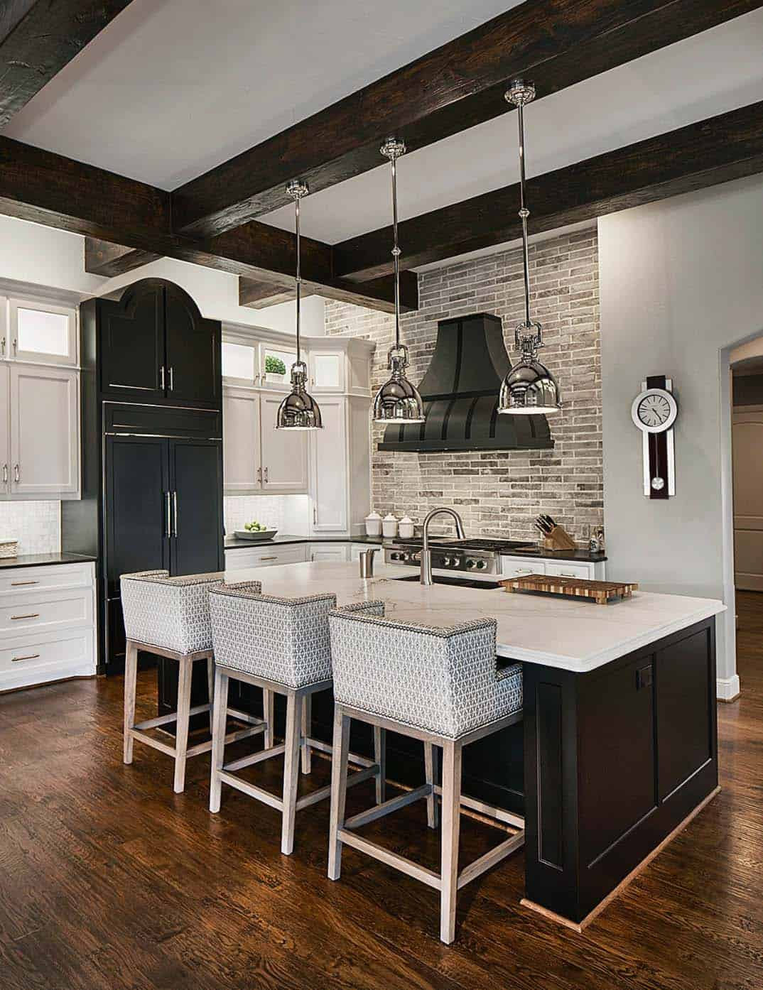 Tips For Kitchen Color Ideas: 25+ Absolutely Gorgeous Transitional Style Kitchen Ideas