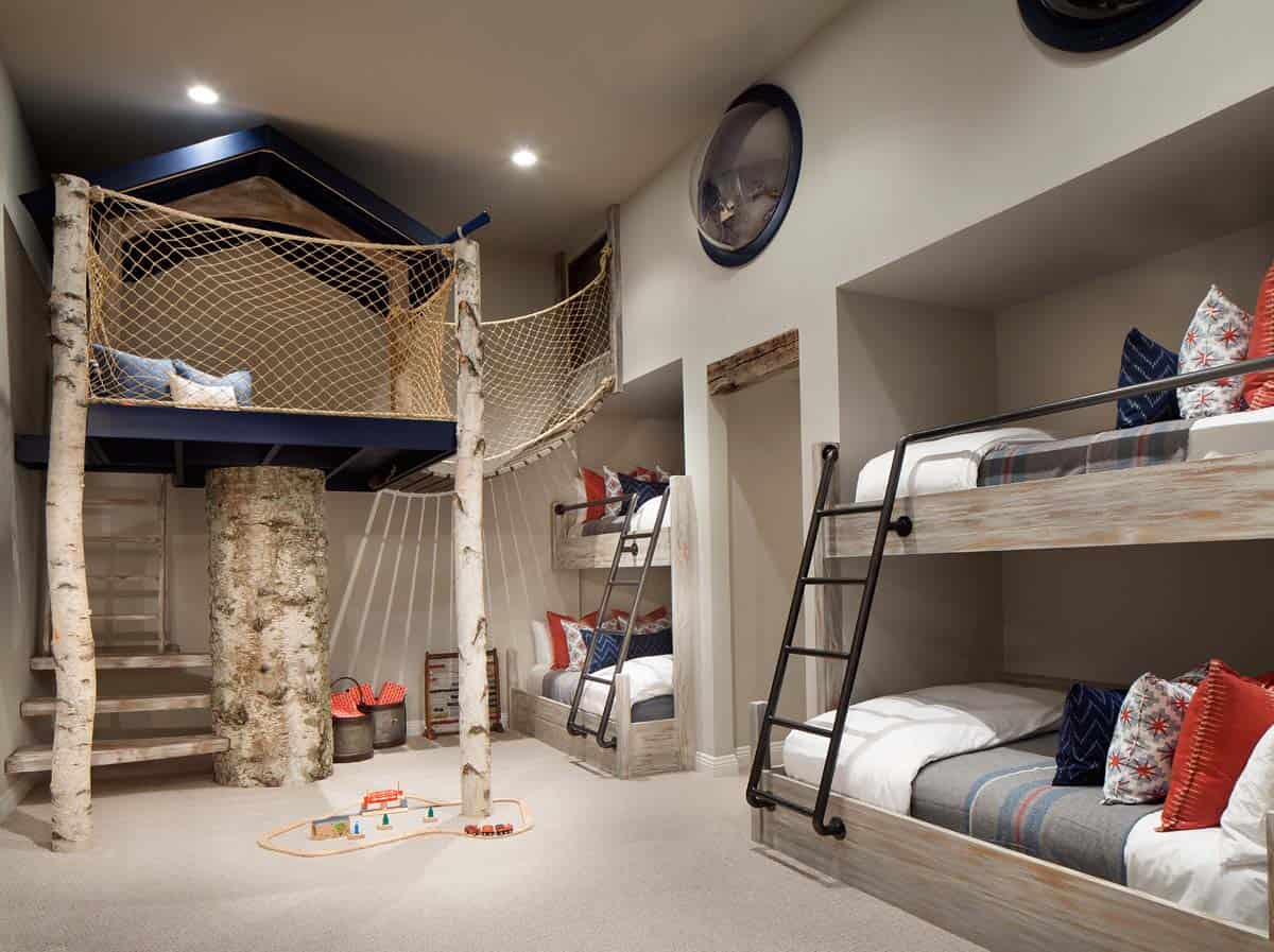 mountain-home-kids-bunk-bedroom