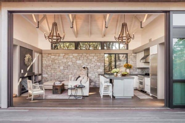 featured posts image for Delightful Sonoma wine country getaway with playful touches