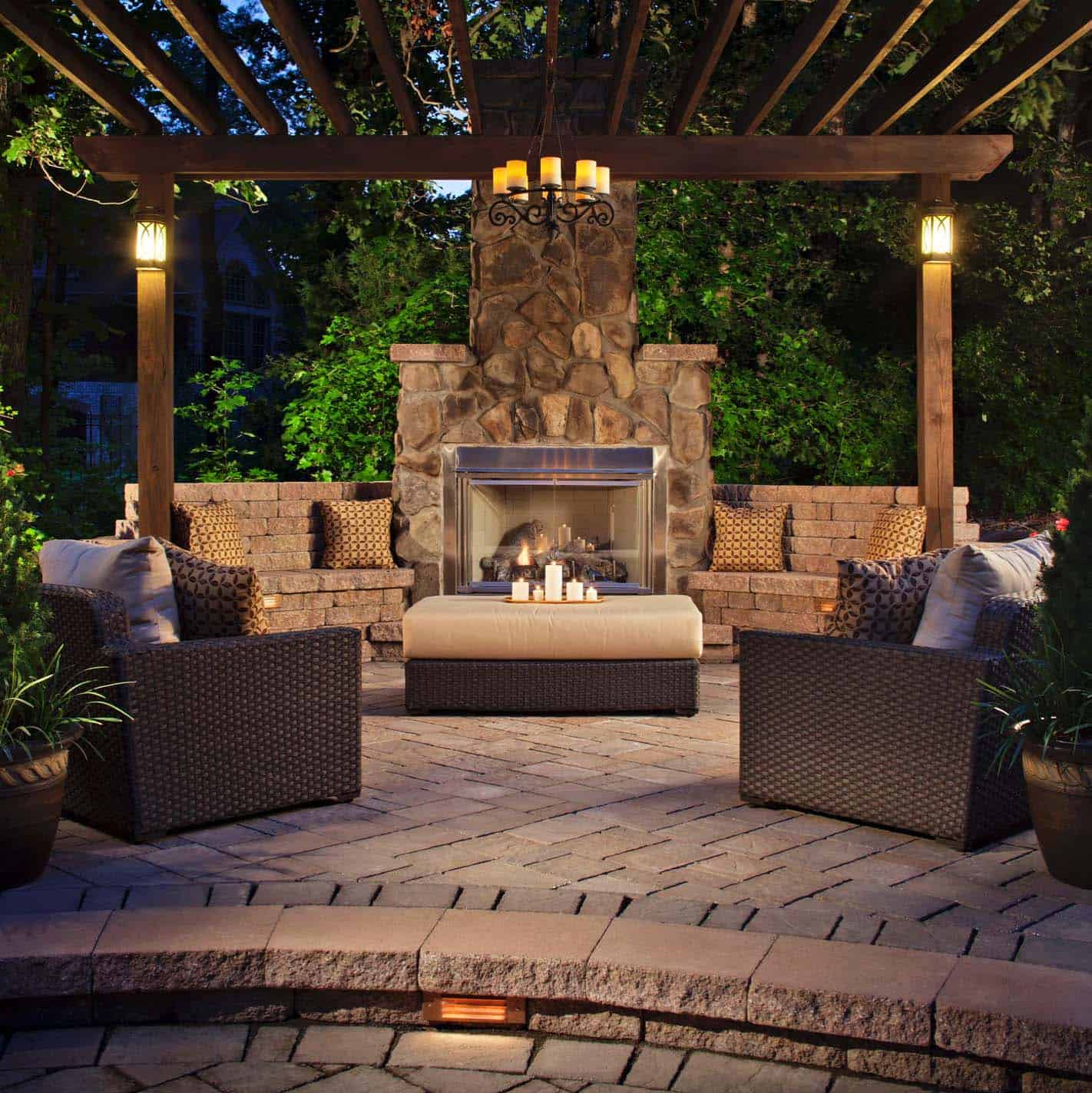 33 Fabulous Ideas For Creating Beautiful Outdoor Living Spaces on Backyard Outdoor Living Spaces id=58946