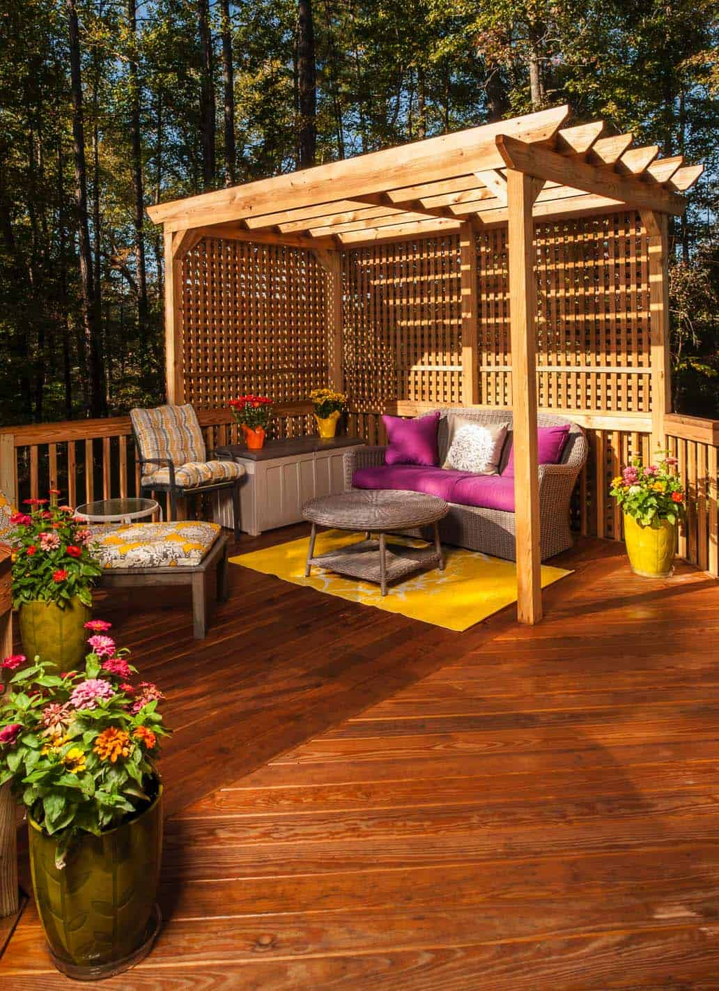 outdoor-deck-pergola
