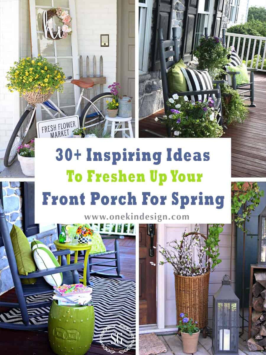 Redecoration Ideas spring-porch-decorating-ideas