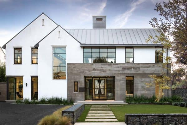 featured posts image for Outstanding contemporary home in Texas with inspiring design details