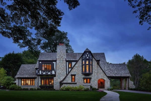 featured posts image for Gorgeous 1920s English Cotswold home gets exquisite update in Chicago