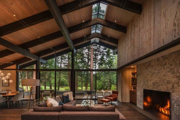 featured posts image for Dreamy mid-century modern home breathes new life in Lake Tahoe