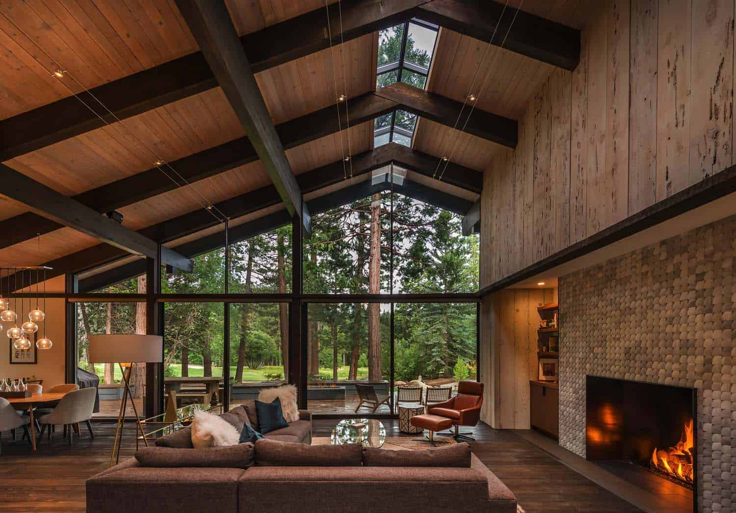 Dreamy mid-century modern home breathes new life in Lake Tahoe