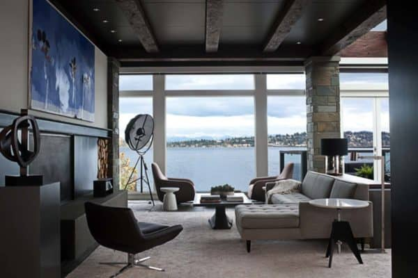 featured posts image for Modern home on Lake Washington unveils an inspiring transformation