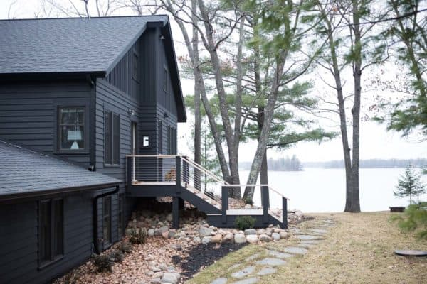 featured posts image for Old fishing cottage transformed into serene retreat in Western Wisconsin