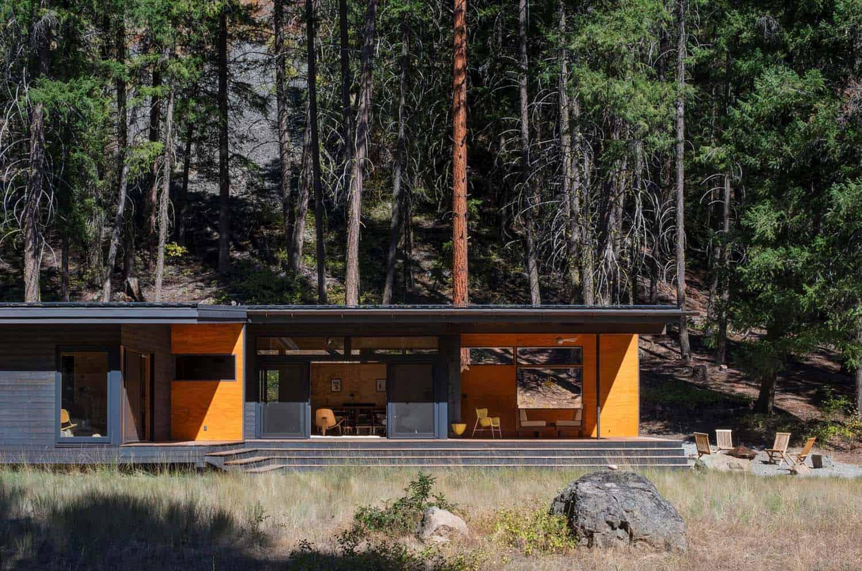 modern-mountain-cabin-exterior