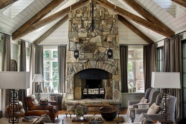 featured posts image for Whimsical lakeside cottage retreat with cozy interiors on Lake Keowee