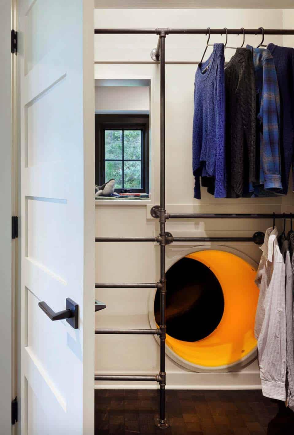 modern-industrial-kids-closet