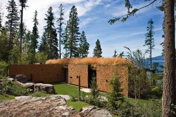 featured posts image for Magnificent rustic cabin hideaway on the rocky shores of Flathead Lake