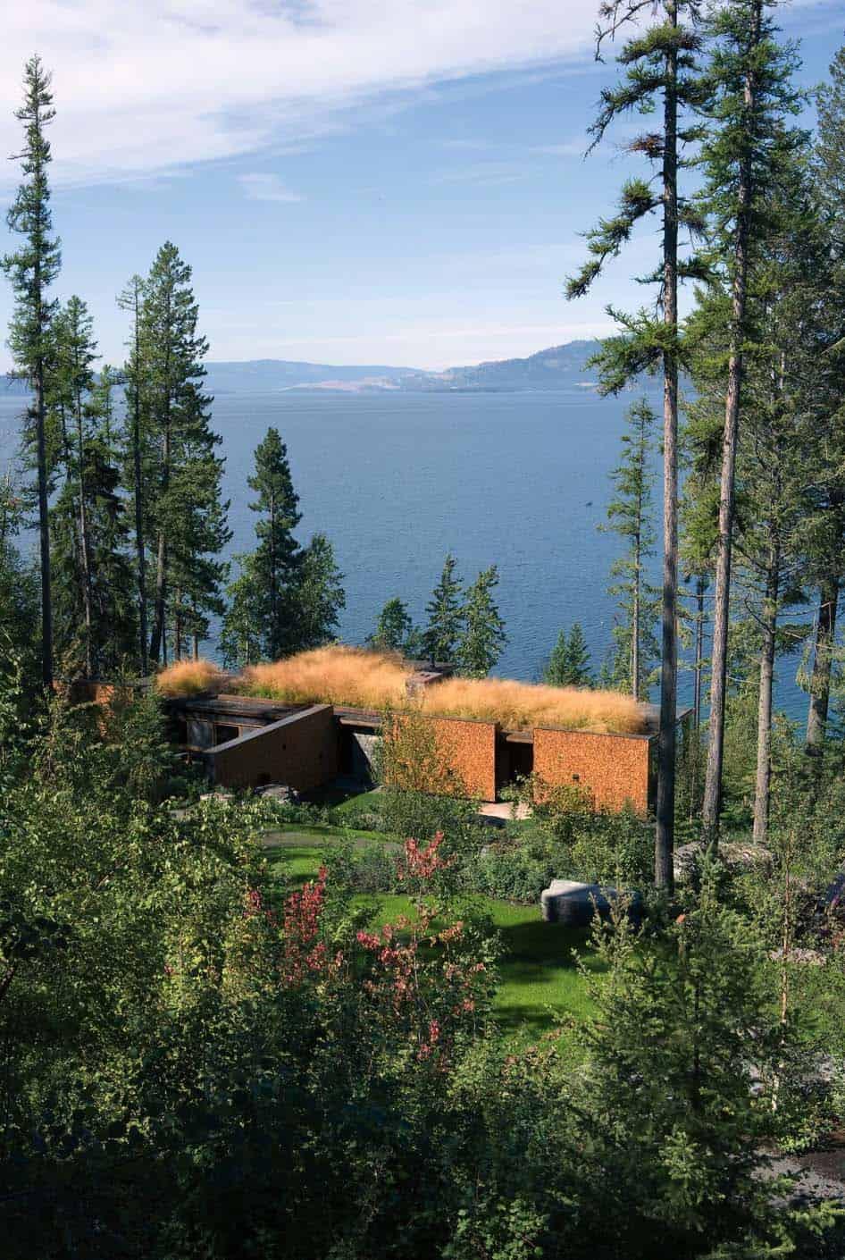 rustic-cabin-exterior-green-roof