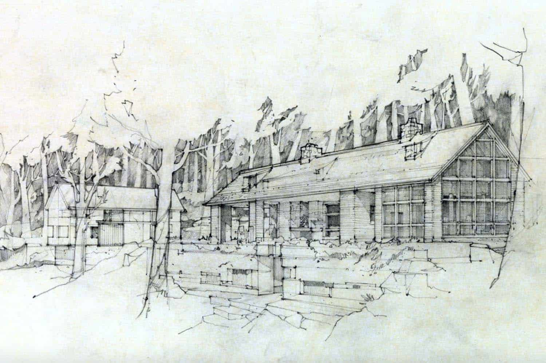 rustic-cabin-sketch
