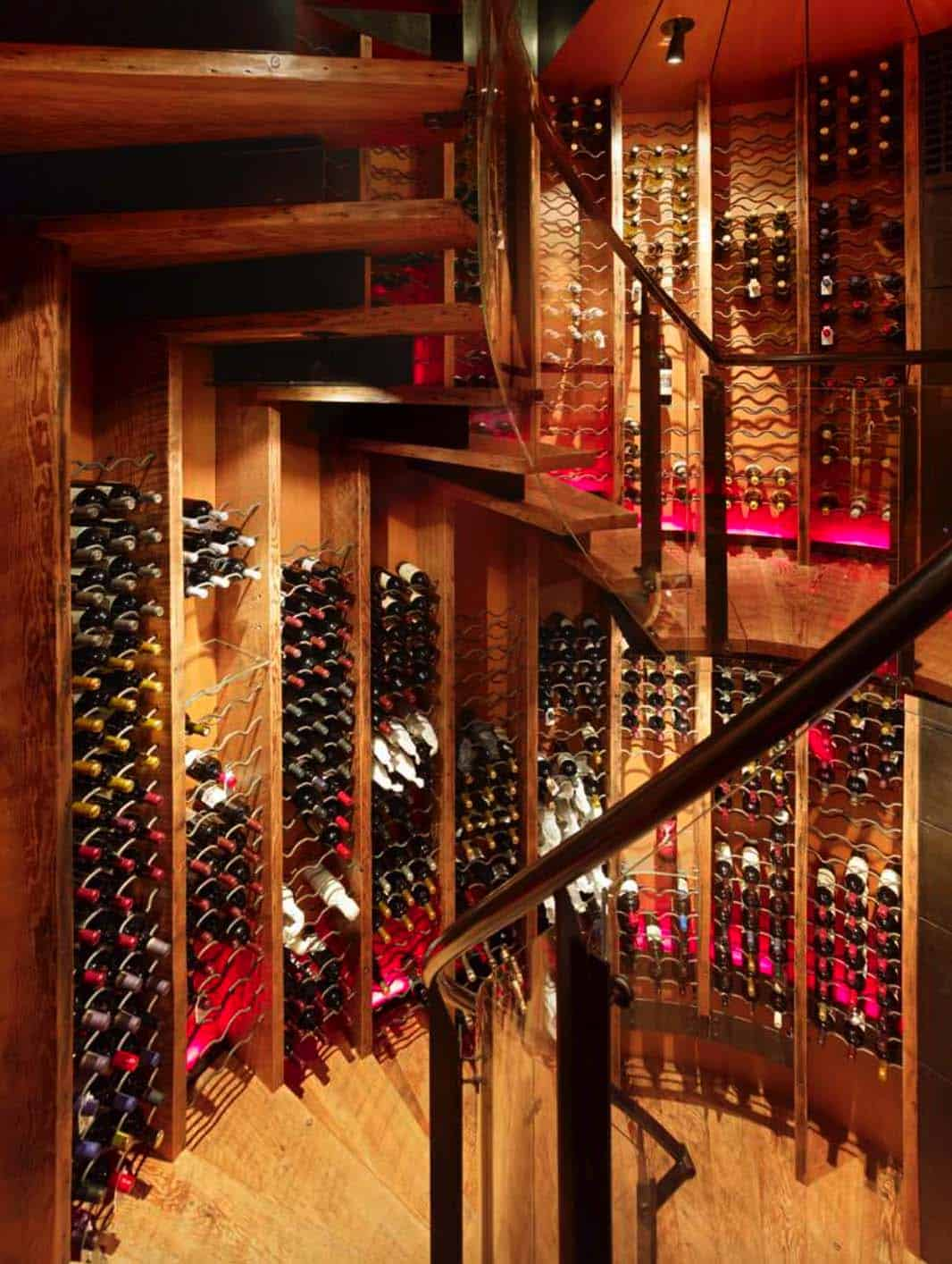 rustic-lodge-house-wine-cellar