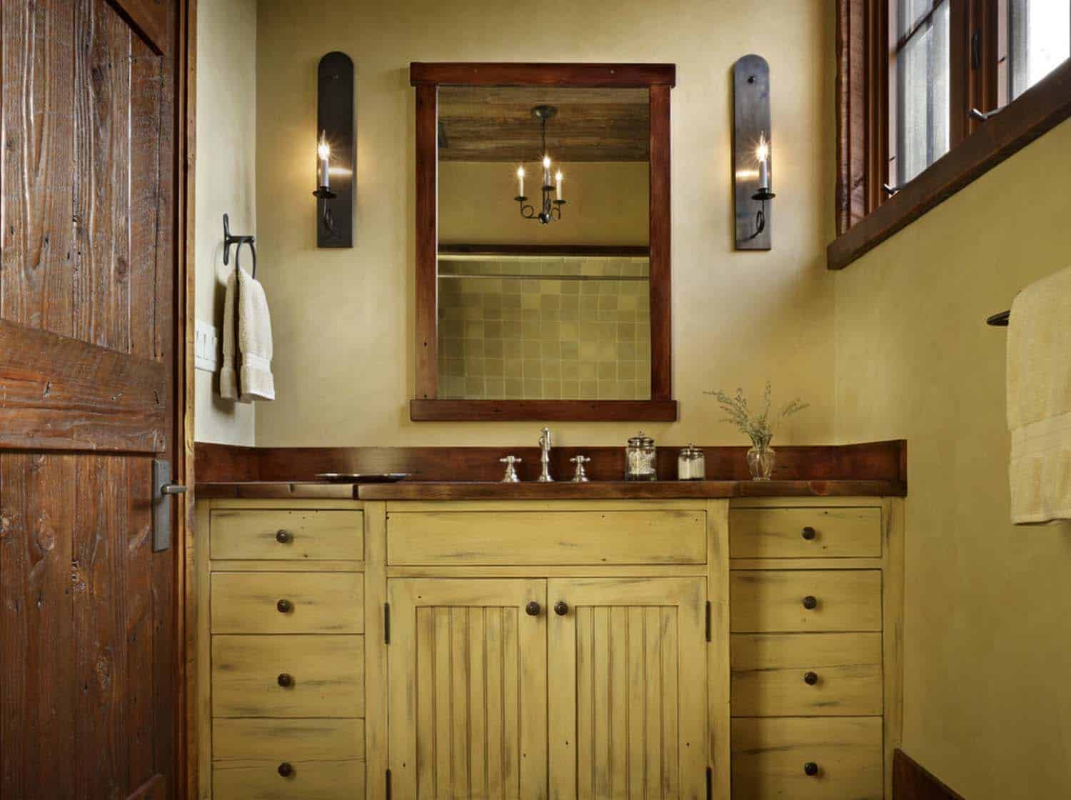 mountian-retreat-rustic-bathroom