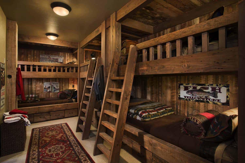 residence-rustic-kids-bunk-bedroom